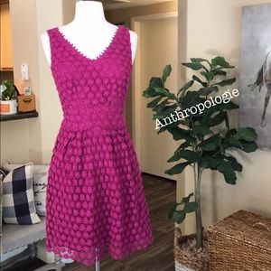 🌸👗Anthropologie beautiful dress ❤️